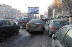Фото езды по тротуару, proboknet.livejournal.com