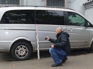Фото независимой оценки автомобиля после ДТП, apex-group.ru