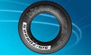 На фото - обозначения на грузовых шинах, tyreservice.kz