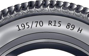 Фото обозначения размеров шины, bashtouria.ru