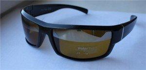 На фото - поляризационные очки для водителей Полароид, price-altai.ru