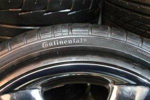 Фото шины Continental, baza.drom.ru