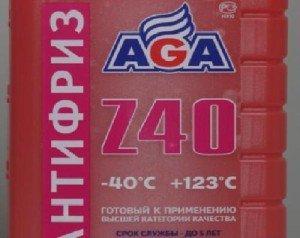 На фото - температура закипания тосола, ffclub.ru