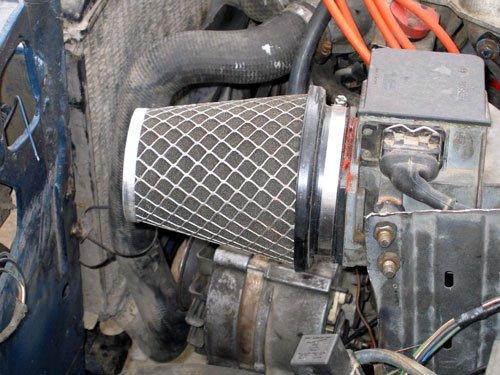 Воздушный фильтр своими руками нулевого сопротивления