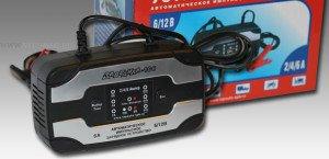 На фото - автоматическое зарядное устройство для аккумулятора, device-charger.com.ua