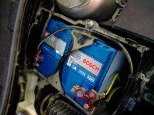 Фото зарядки АКБ от генератора, drive2.ru