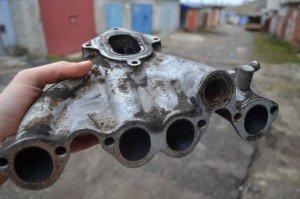 Фото ремонта впускного коллектора, automn.ru