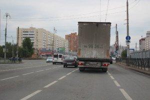 Фото дороги с проезжими частями, odintsovo.info