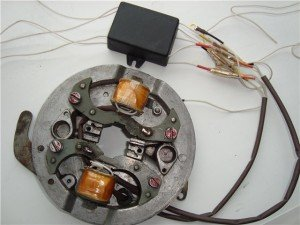 Фото контактного зажигания для мопеда, forum.motorka.org