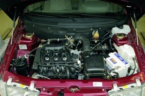 Фото автомобильного двигателя ВАЗ, autoprospect.ru
