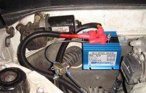 Фото подключения аккумуляторной батареи авто, insidecarelectronics.com