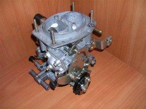 Фото автомобильного карбюратора производства Солекс, dvizhok.net