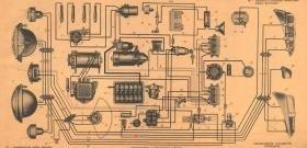 Как читать электросхемы автомобилей