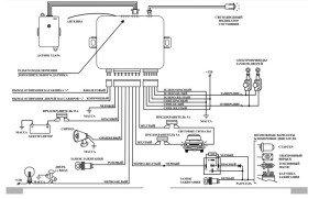 Фото схемы подключения сигнализации к центральному замку, drive2.ru
