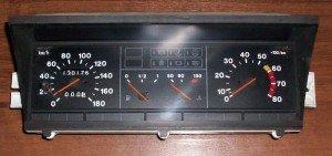 Фото передней панели ВАЗ 2109, drive2.ru