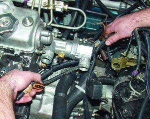 Термостат ваз 2111 инжектор 8 клапанов