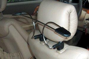 Фото автомобильной вешалки для одежды, avtotuning.by