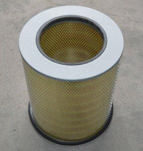 На фото - воздушный фильтр для двухтактного дизельного двигателя, russian.alibaba.com