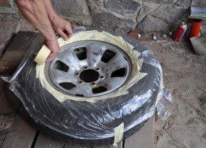 Фото реставрации автомобильного диска, ochag-shop.ru
