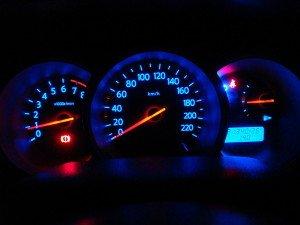 Фото подсветки приборной панели, drive2.ru