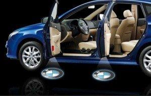 На фото - лазерная подсветка для дверей автомобиля, shop-auto-podolsk.ru