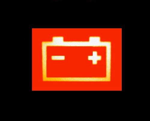 почему на айфоне горит красная лампочка что