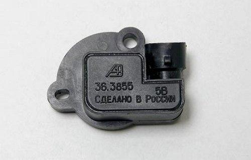 Фото №25 - принцип работы дроссельной заслонки ВАЗ 2110