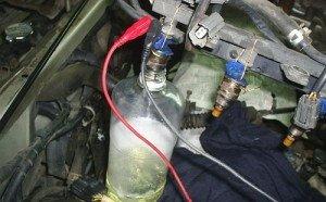 Фото чистки инжектора ВАЗ 21099, spokoino.ru