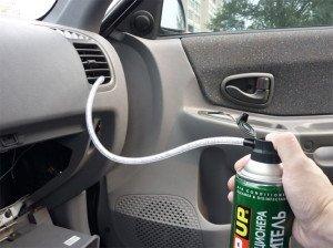 Фото чистки испарителя кондиционера автомобиля, auto-mir.com