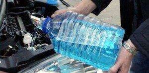 Фото жидкости для охлаждения автодвигателей, autoposobie.ru
