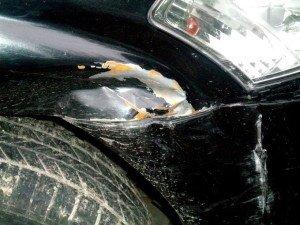 Фото повреждений покрытия кузова автомобиля, reviews.drom.ru