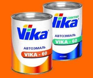 На фото - автоэмаль, barvyshvydkosti.com
