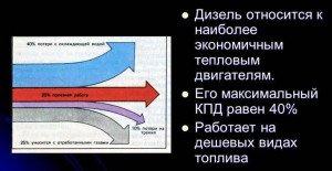 Фото достоинств дизельного двигателя, myshared.ru