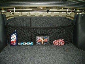 Фото вертикальной сетки в багажник, coad.ru