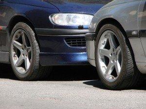 Фото легкового авто со спортивными шинами, rezina.biz.ua