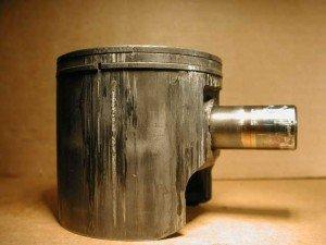 Фото износа элемента цилиндро-поршневой группы, aviagamma.ru