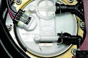 Фото демонтажа топливного модуля ВАЗ, ctirling.ru