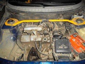 Фото подготовки к диагностике инжектора ВАЗ-2110, blog.drivernotes.net