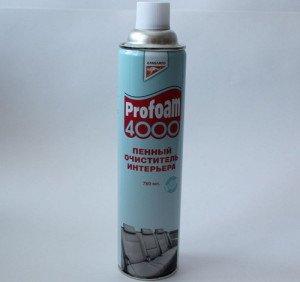 Фото очистителя для салона авто Kangaroo Profoam, sbr555.ru