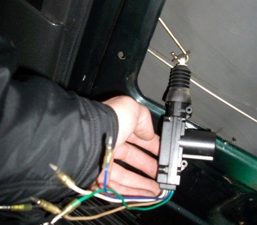 Фото №21 - не работают замки дверей от сигнализации ВАЗ 2110