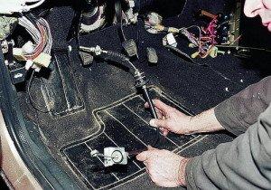 Фото замены привода сцепления, лада2111.рф