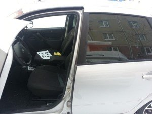 Фото сохранения уплотнителей дверей при правильной парковке, drive2.ru