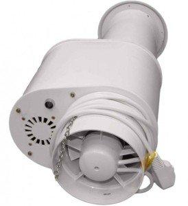 На фото - ионизатор воздуха для двигателя автомобиля, air-ionizator.narod.ru
