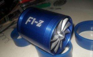 Фото вентилятора автомобильного ионизатора воздуха, shymkent.uko.olx.kz