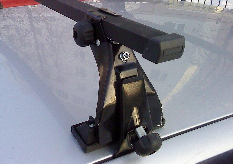 Крепление багажника на крышу своими руками