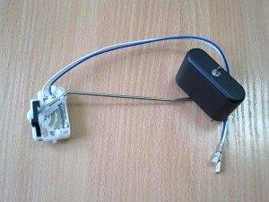 На фото - устройство датчика уровня топлива Дэу, lanos-shop.com.ua