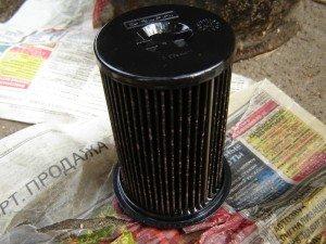 Фото дополнительного топливного фильтра Форд Фокус 2, drive2.ru