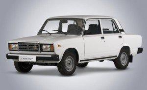 Фото инжекторной модели ВАЗ 2107, tuningkod.ru