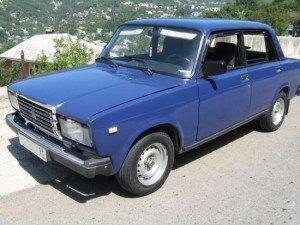 На фото - автомобиль ВАЗ 21074, carlandia.ru