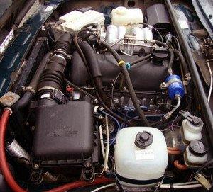 Фото инжекторного двигателя ВАЗ 21074, avto-all.com